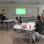 8月22日(土)親子ふれあい事業「防災について一緒に学んで簡単に作れる防災グッズをつくろう」を開催しました!