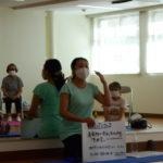 9月27日(日)寡婦向け講座「セルフリンパマッサージ」を開催